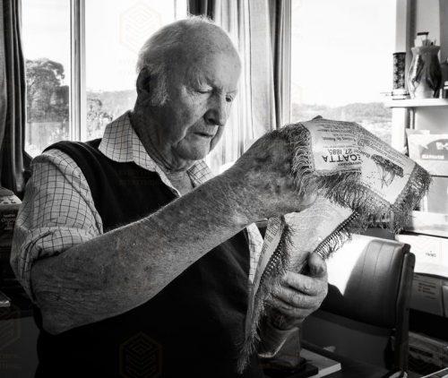 Old Sea Dogs of Tasmania Portraits